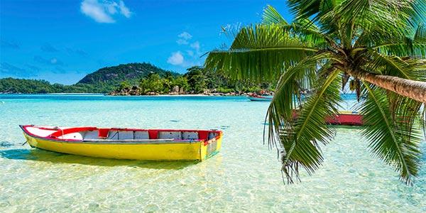Playa del Caribe con Pullmantur