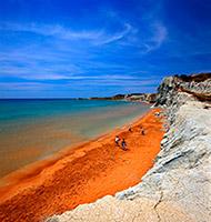 playa-naranja-xi-en-grecia