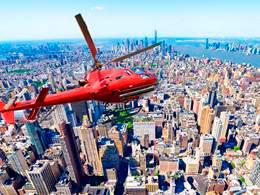 Tour en helicóptero en Nueva York