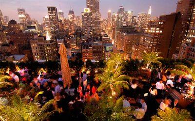 terraza 230 Fith Rooftop en Nueva York