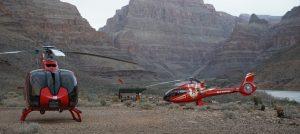 tour en helicoptero al gran canon sur