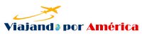 Logotipo Viajando por América