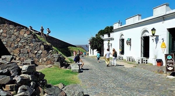 Viajar a Uruguay