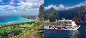viaje a hawaii mar y tierra