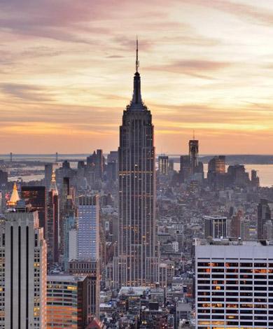 Viajes recomendados a Nueva York